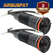 2x Front Hydraulic Abc Strut For Mercedes W221 S Cl Class 2213208013 2213207913