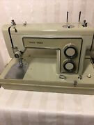 Vintage Sears Kenmore Model 5186 Sewing Machine With Pedal Japan Working Good