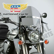 National Cycle 2015-2016 Indian Scout Switchblade Shorty