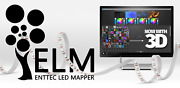 Enttec Led Mapper Elm 70581 Virtual Download Only Adv, Pro, Or Super Editions