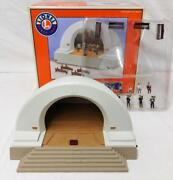 Lionel Trains 6-14164 Bandshell Accessory Tape Player W/12 Figures And More C8 O