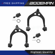Front Upper Control Arm And Lower Ball Joint For 2005-19 Chrysler 300 Charger 2wd