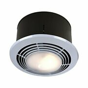 Broan 9093wh -broan Qt Heater, Fan, And Light Combo For Bathroom And Home, 4.0 S