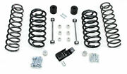 For Jeep Tj/lj 3 Inch Lift Kit No Shocks Or Sway Bar Disconnects 97-06 Wrangler