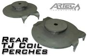 For Rear Tj Coil Perches And Retainers 3 Inch Pair Artec Industries