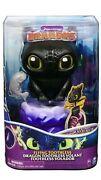 New Dreamworks Dragons Flying Toothless Interactive Dragon Lights And Sounds Flies
