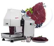 Commercial Meat Tenderizer Electric Heavy Duty Meat Cuber With Stainless