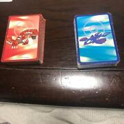 Pokemon Playing Cards Deck 2003 Sapphire&ruby Version Trump Complete Japan