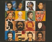 Peter Blake Hand Signed 8x10 Photo Autograph The Who Face Dances Artist Daltry