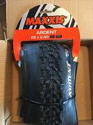 Maxxis Ardent Dual Compound Exo Tubeless Folding Tire 26 X 2.40