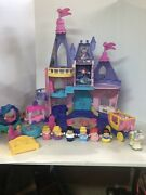 Little People Disney Princess Musical Castle Dancing Extras Tested