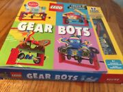 Lego Create 8 Machines Gear Bots Toy And Book Building Models Klutz Certified