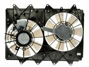 Auxiliary Fan Assembly Dorman 2kcb86 For Mazda Cx9 2010 2011 2012 2013 2015