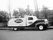 Cheerwine Soda Pop Nc Delivery Truck Heavy Duty Usa Made Metal Advertising Sign