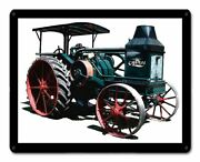 Rumely Oil Pull Tractor 15 Heavy Duty Usa Made Metal Farm Advertising Sign