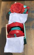 Tieks By Gavrieli Limited Edition True Love Red Size 9 Sold Out Free Shipping