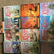 Richard Bolitho Nautical Series By Alexander Kent Lot Of 13 Pb Books