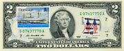 2 Dollars 2009 Stamp Cancel Legendary Ships History Steamship Lady Nelson 150