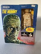1980 Remco The Mummy 9 Action Monster Figure Glow Read In Box Hard To Find 🔥🔥