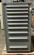 New Lyon 10 Drawer Cabinet Tool Box Scratch And Dent Special