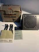 Vintage 70s 80s Sony Ss-4 Speaker System Open Box Tested Complete 5 Watts