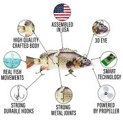 Ufish - Fishing Tackle Every Fisherman Must Have For Bass Pike Walleye Fishing