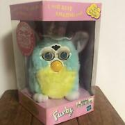 Used Furby Spring Special Limited Edition Japanese Model 70-880 2000 Tomy