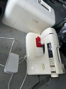 Baby Lock Esi2 Esante Sewing And Embroidery Machine For Parts Please Read