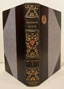 Works Of William Makepeace Thackeray 30 Volumes / Limited Edition 1912