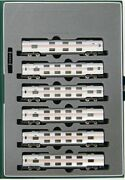 Kato 10-1609 Series E26 Passenger Car And039cassiopeiaand039 6 Cars Add-on N Scale Mwm