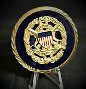Joint Chiefs Of Staff J-6 C4/cyber Directorate Navy Marine Challenge Coin Rare