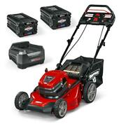 Xd 21 In. 82-volt Lithium-ion Cordless Battery Walk Behind Self Propelled Mower