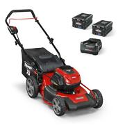 Xd 82-volt Max Cordless Electric 19 In. Lawn Mower Kit
