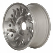 98-01 Ford Explorer Ranger Mountaineer 15x7 Oe 2pc Machined Silver Wheel 3261