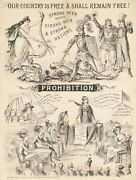 9499.decoration Poster.room Wall Art.home Decor.our Country Is Free.prohibition