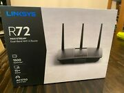 Linksys R72 Ea7200 Max-stream Ac1750 Dual Band Wi-fi 5 Router Gently Used