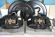 Brembo Brakes New 2 Front Calipers 4 Rotors