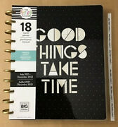 New 2021-2022 Me And My Big Ideas The Happy Planner Andldquoblack And White Big Vertical
