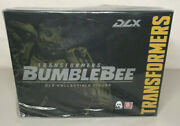 3a Threezero Transformers Dlx Scale Bumblebee Collectible Figure Misb New