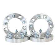 4 5x5.5 5x139.7 1 Wheel Spacers Adapter 1/2x20 Jeep Ford Dodge 5x5.5