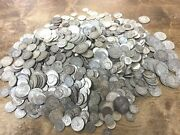 50.00 Face Value 90 Silver No Junk Us Coins Quarters And Halves Only