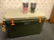 Yeti Tundra 105 High Country Limited Edition Rare. Includes Hat And 2 30oz Cups