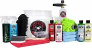 Wash Kit Chemical Guys Hol169 16-piece Arsenal Builder With Torq Foam Cannon