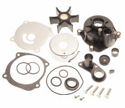 Johnson Evinrude Water Pump Impeller Rebuild Kit 5001593 5001594 434421 395062