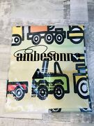 Ambesonne Kids Cooking Crafts Apron Trucks And Tractors New Sealed In Package