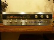 Sherwood Sel-200 Solid State Stereo Receiver Rare Usa