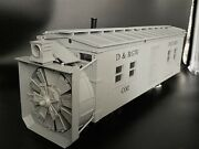 Usa Trains Dandrgw Rotary Snow Plow R-2100 With Sound R2100s G Scale