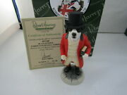 Robert Harrop Jack Russell Parson Limited Edition Number 2 Doggie People Dp220b