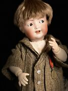Sale Kammer And Reinhardt Simon And Halbig Toddler Flirty Eyes Wiggly Tongue Doll