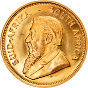 [895720] Coin South Africa Krugerrand 1978 Gold Km73